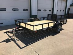 Utility Trailer For Sale 2019 Diamond C 2PSAL12X83