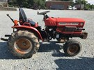 Tractor For Sale:  1986 Yanmar YM186 , 18 HP