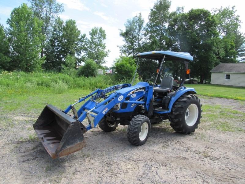 2006 New Holland TC40DA Tractor For Sale