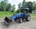 Tractor For Sale: 2006 New Holland TC40DA, 40 HP