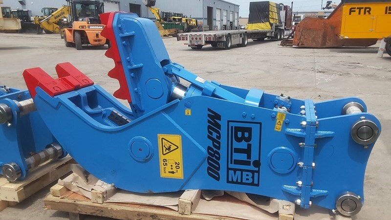 2018 Other MCP800 Excavator Attachment For Sale