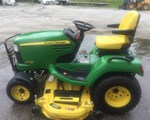Riding Mower For Sale: 2006 John Deere X720, 27 HP