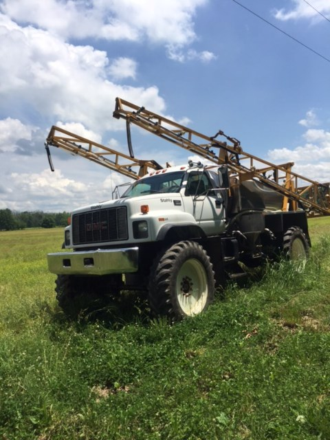 1999 Stahly  Floater/High Clearance Spreader For Sale