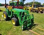 Tractor For Sale: 2016 John Deere 3032E
