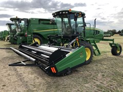 Windrower For Sale 2013 John Deere W110