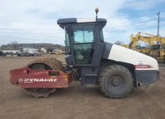Compactor For Sale:  2018 Dynapac CA1500PD