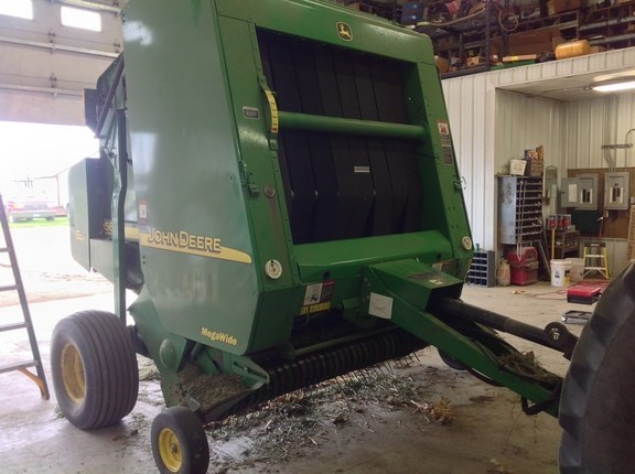 2006 John Deere 567 Baler-Round For Sale