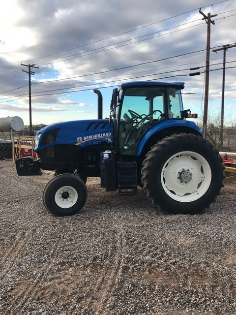 2015 New Holland TS6.110 Tractor