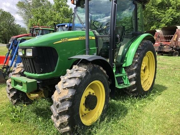 2008 John Deere 5625 Tractor For Sale