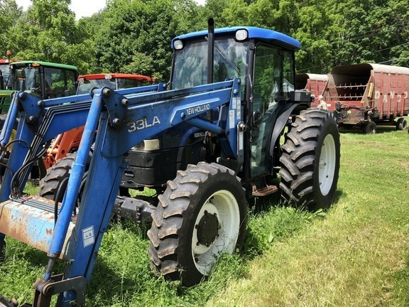 2006 New Holland TN-75-S      C Tractor For Sale