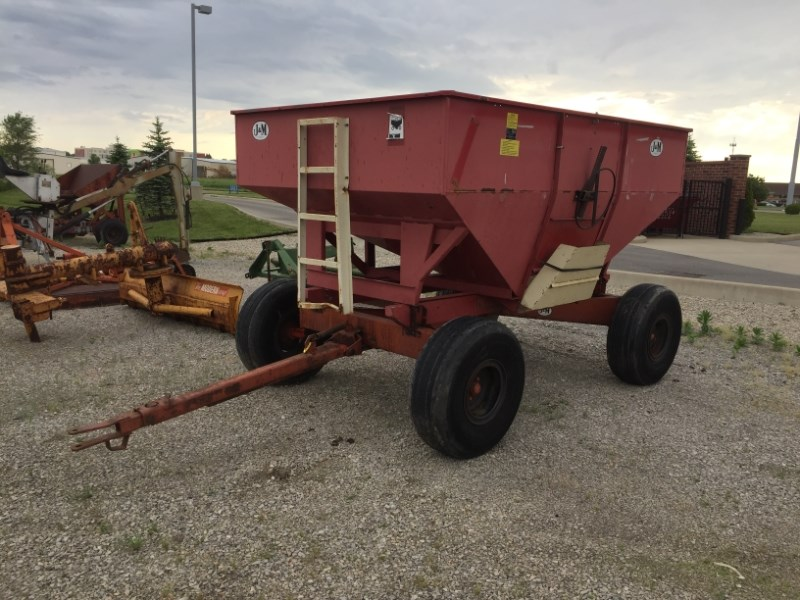 1992 J & M 250-7 Gravity Box For Sale