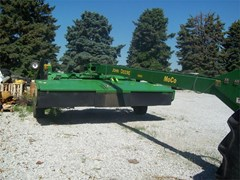 Mower Conditioner For Sale 2010 John Deere 956