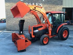 Tractor For Sale:  2008 Kubota L3240HSTC