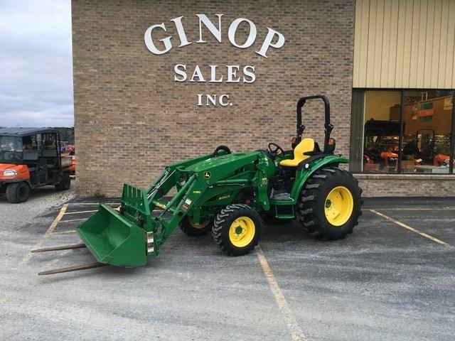 2015 John Deere 4052R Tractor For Sale