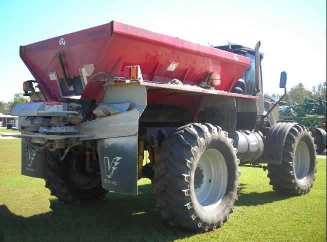 2015 Misc Vector 300 Floater/High Clearance Spreader For Sale