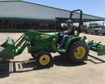 Tractor For Sale: 2015 John Deere 3038E, 38 HP
