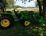 Tractor For Sale: 2016 John Deere 3032E, 32 HP