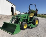 Tractor For Sale: 2015 John Deere 2032R, 32 HP