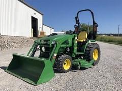 Tractor For Sale:  2015 John Deere 2032R , 32 HP