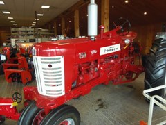 Tractor - Row Crop For Sale 1957 International 350 , 35 HP