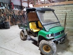 Utility Vehicle For Sale 2009 John Deere HPX 4X4