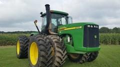 Tractor For Sale:  2005 John Deere 9220 , 325 HP