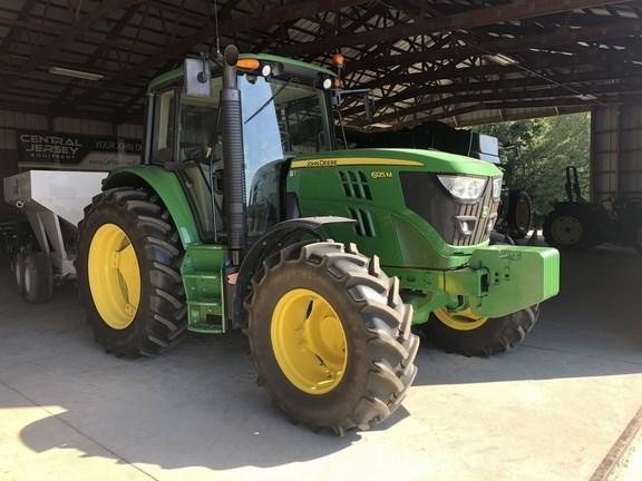 2014 John Deere 6125M Tractor For Sale