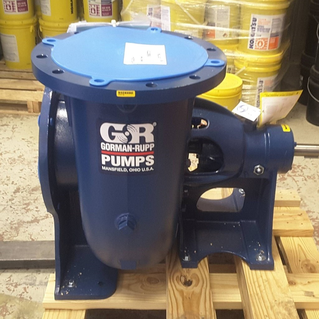 2018 Gorman-Rupp 612L20-B Pump For Sale