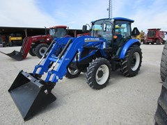 Tractor For Sale 2012 New Holland T4.75 , 74 HP