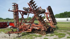 Disk Harrow For Sale 2009 Krause 4995-34W