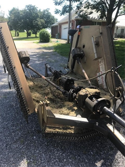 2011 Land Pride RC2512 Rotary Cutter For Sale