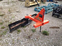 Blade Rear-3 Point Hitch For Sale:  2016 Land Pride RB1572