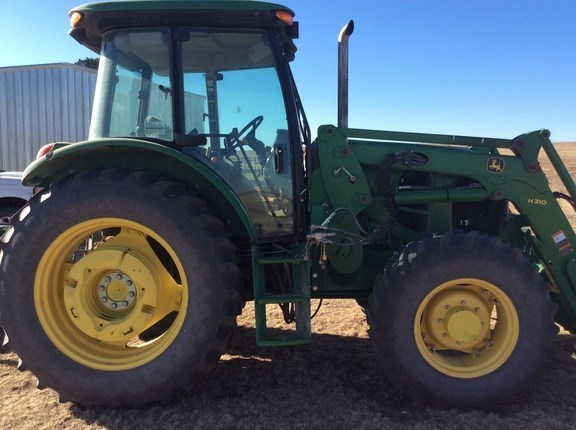 2012 John Deere 6115D Tractor For Sale