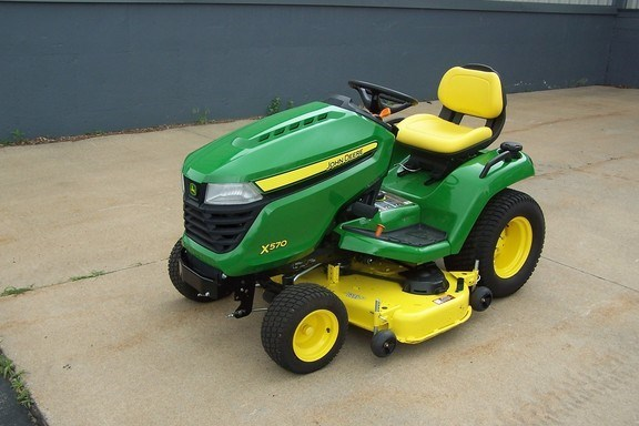 2017 John Deere X570 Riding Mower For Sale