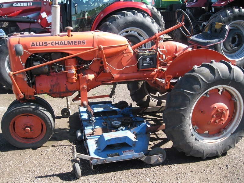 1944 Allis Chalmers C Tractor For Sale