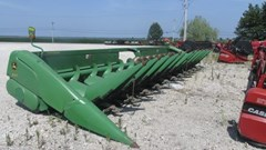 Header-Row Crop For Sale 2009 John Deere 612C