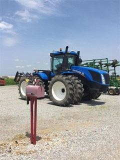 Tractor For Sale 2013 New Holland T9.450 , 450 HP