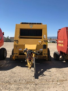 Baler-Round For Sale 2013 Vermeer 605SM