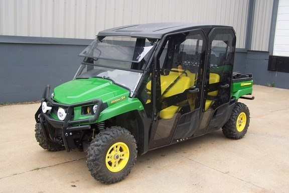 2013 John Deere XUV 550 S4 GREEN Utility Vehicle For Sale