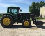 Tractor For Sale: 2002 John Deere 6420, 90 HP