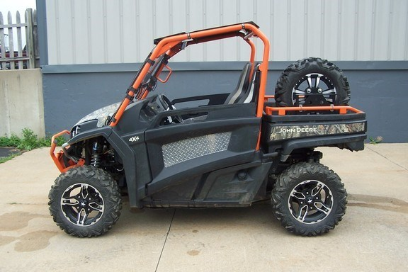 2013 John Deere RSX 850I Utility Vehicle For Sale