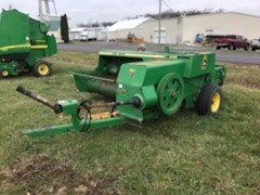 Baler-Square For Sale 1996 John Deere 348