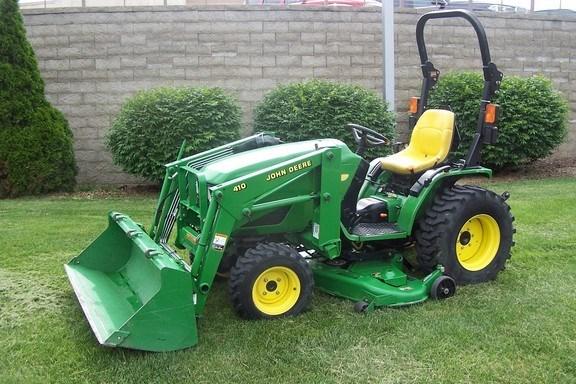2003 John Deere 4115 Tractor For Sale