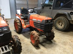 Tractor For Sale 2001 Kubota B7500 , 21 HP