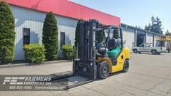 Fork Lift/Lift Truck  2017 Komatsu FG40ZTU-10