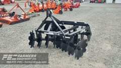 Disk Harrow For Sale 2017 Braber DH1618N