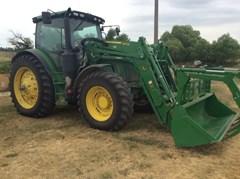 Tractor For Sale 2017 John Deere 6155R , 155 HP