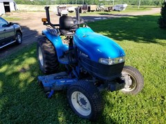 Tractor For Sale 1999 New Holland TC33D , 33 HP