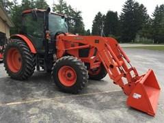 Tractor For Sale:  2014 Kubota M126GXDTC , 125 HP