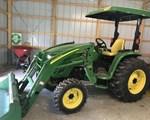 Tractor For Sale: 2006 John Deere 4120, 43 HP